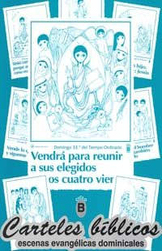 9788481693409: Carteles Bíblicos. Ciclo B