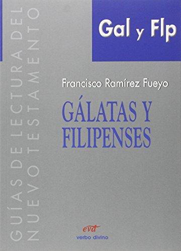 9788481693737: Gálatas y Filipenses (Guías de lectura del Nuevo Testamento)