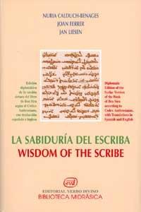9788481695175: La sabiduría del Escriba (Asociación Bíblica Española)