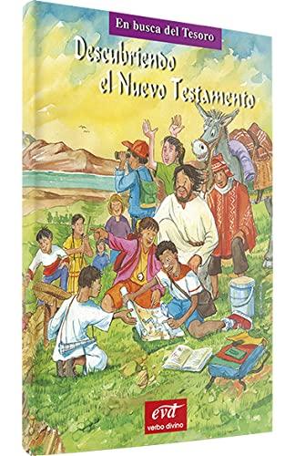 9788481695205: Descubriendo el N.T. En Busca Del Tesoro: Descubriendo el Nuevo Testamento (Ediciones bíblicas EVD)