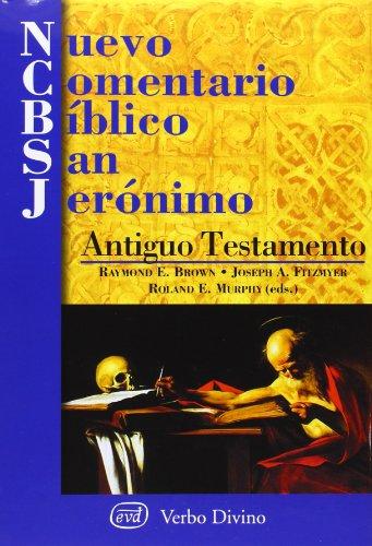 9788481696103: Nuevo Comentario Bíblico San Jerónimo: Antiguo Testamento: 2 (Ediciones bíblicas EVD)