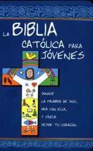 9788481699180: La Biblia Católica para Jóvenes: ed. azul., lujo, polipiel con estuche (Ediciones bíblicas EVD)