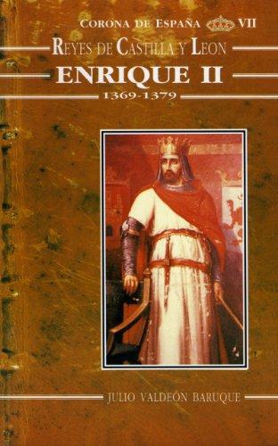 9788481730517: Enrique II (1369-1379) (Estudios históricos La Olmeda)