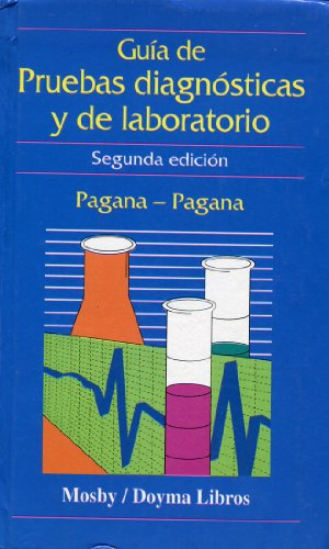 9788481741421: Guia Pruebas Diagnosticas Y De Laboratorio