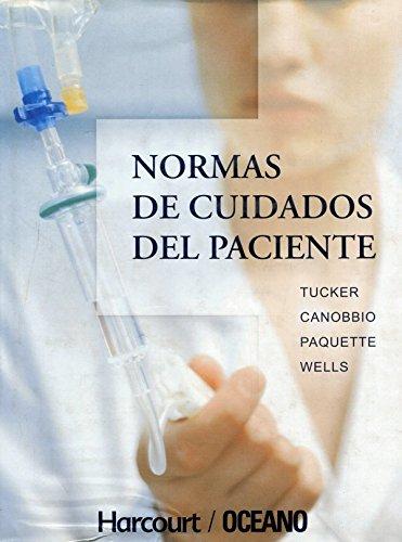 9788481742626: Normas de cuidados del paciente