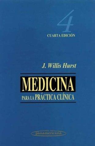9788481743159: Medicina Para La Practica Clinica - 4 Edicion (Spanish Edition)