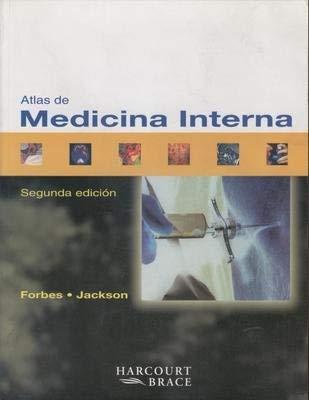 9788481743333: Atlas de medicina interna