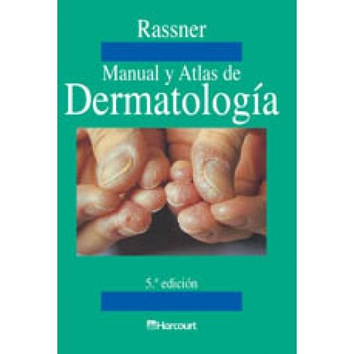 9788481743500: Atlas y texto de dermatologia