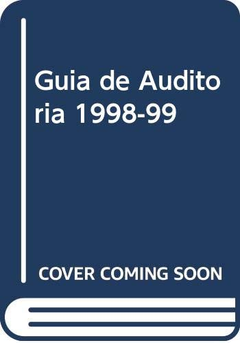 9788481743838: Guia de Auditoria 1998-99 (Spanish Edition)