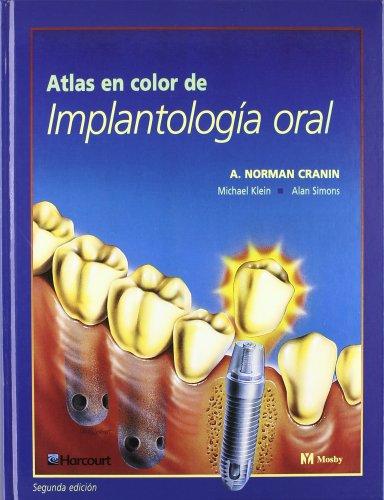 9788481744798: Atlas de Implantología oral, 2e (Spanish Edition)