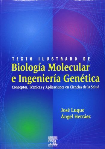 9788481745054: Texto ilustrado de biología molecular e ingeniería genética + CD-ROM: Con version en CD ROM, 1e (Spanish Edition)