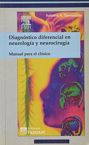 9788481745870: Diagnostico diferencial en neurologia y neurocirugia