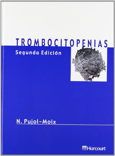9788481745955: Trombocitopenias