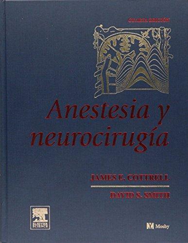9788481746334: Anestesia y Neurocirugia (Spanish Edition)