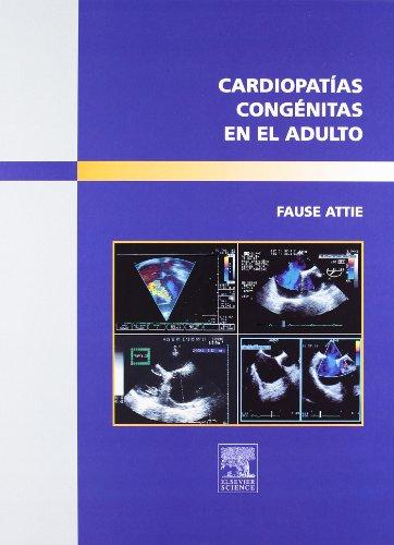 9788481746358: Cardiopatías congénitas en el adulto, 1e (Spanish Edition)
