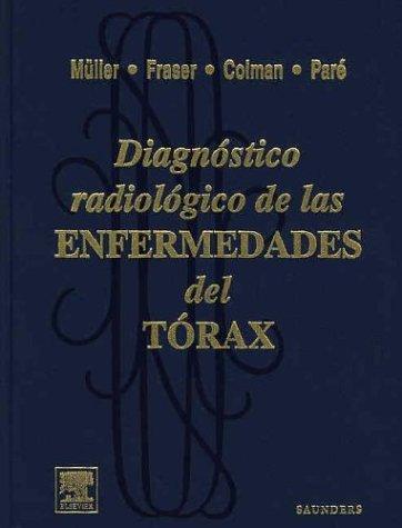 9788481746433: Diagnostico radiologico de las enfermedades del torax