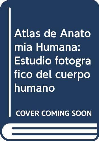 9788481746464: Atlas anatomia humana 5 ed