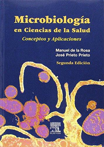 9788481746730: Microbiologia en Ciencias de la Salud (Spanish Edition)