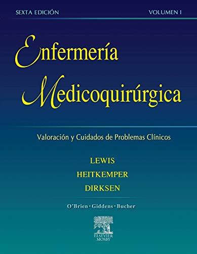 Enfermeria Medico Quirurgica (2 Vol. Set): Sharon Mantik Lewis