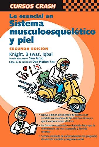 9788481747348: Lo esencial en sistema musculoesquelético y piel (Curso Crash De Mosby)