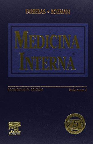 9788481747362: Medicina interna 2 vol 15 edc.