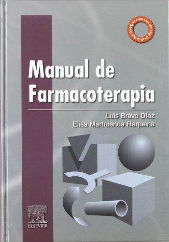 9788481747645: Manual de farmacoterapia, 1e (Spanish Edition)