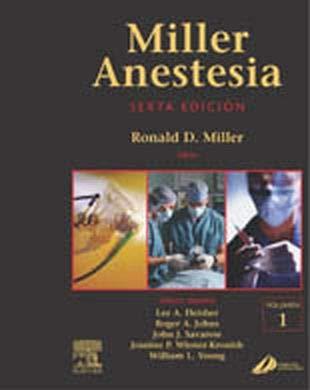9788481748307: Miller anestesia