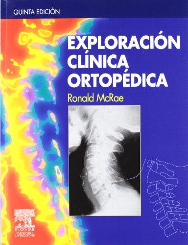 9788481748345: Exploración clínica ortopédica