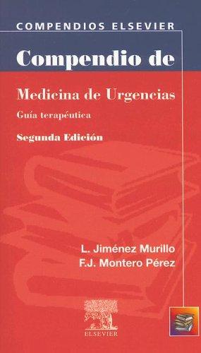 9788481748383: Compendio de medicina de urgencias, 2e (Spanish Edition)