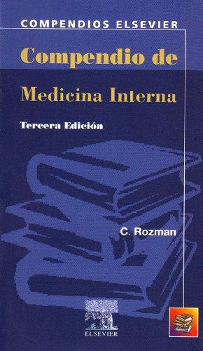 9788481748505: Compendio de Medicina Interna, 3e (Spanish Edition)