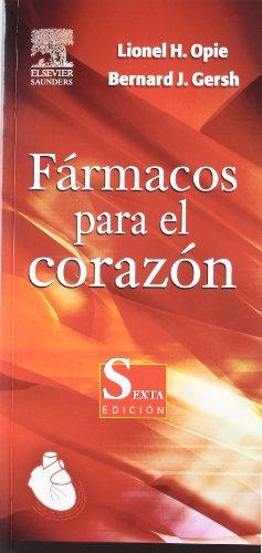 9788481748659: Fármacos para el corazón, 6e (Spanish Edition)