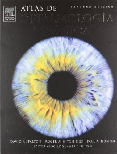 9788481748741: Atlas de oftalmología clínica