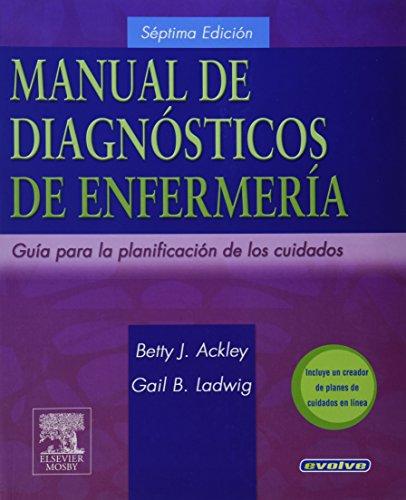 Manual De Diagnosticos De Enfermeria Betty Ackley Pdf