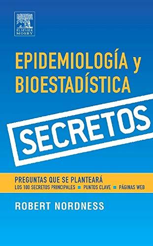 9788481749502: Serie Secretos: Epidemiología y Bioestadística (Secrets)
