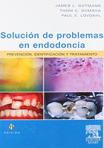 9788481749830: Solucion de problemas en endodoncia