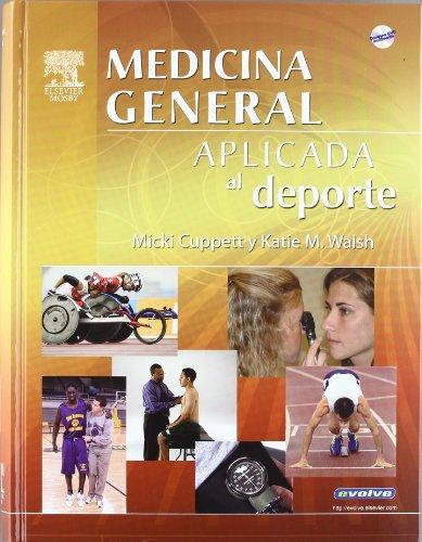 9788481749915: Medicina general aplicada al deporte (DVD + evolve)