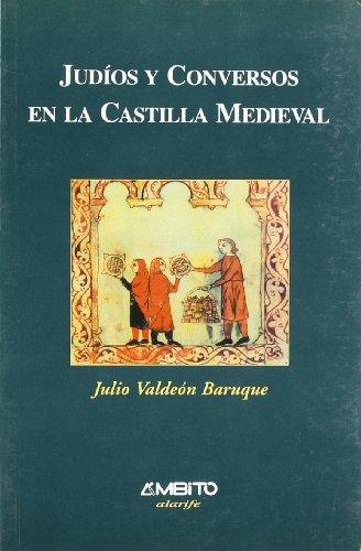 9788481831344: Judios Y Conversos En La Castilla Medieval