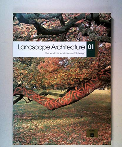 Landscape Architecture: The World of Environmental Design 01.