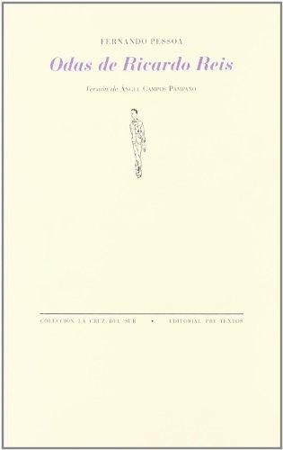 9788481910551: Odas de Ricardo Reis