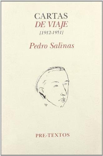 9788481910704: Cartas de viaje (1912-1951) ( Hispánicas)