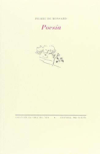 9788481913019: Poesia (Ronsard)