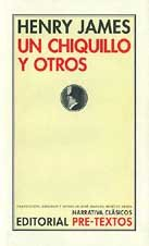 Un chiquillo y otros (Paperback): Henry James