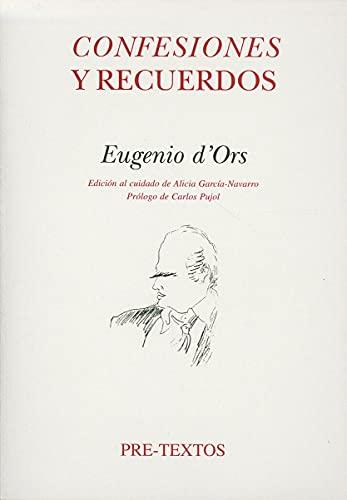 9788481913422: Confesiones y recuerdos ( Hispánicas)