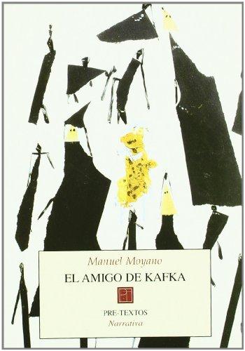 9788481914139: El amigo de Kafka ( Narrativa)