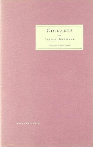 9788481915693: Ciudades ( Cosmópolis)