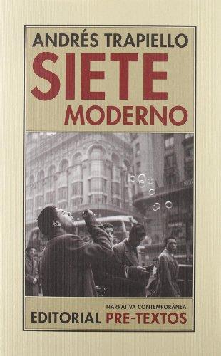 9788481915778: Siete Moderno (Narrativa contemporánea)