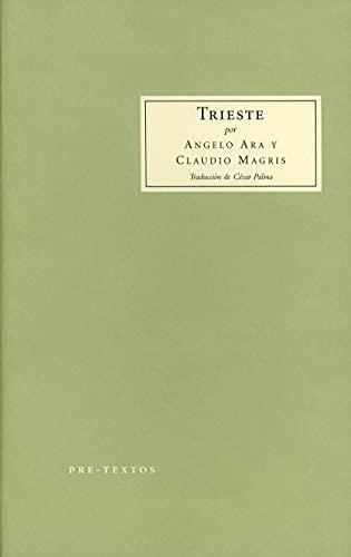 9788481918335: Trieste ( Cosmópolis)