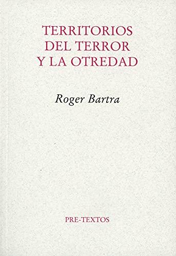 9788481918403: Territorios del Terror y la Otredad