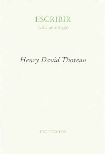 9788481918489: Escribir: (Una antología) (Ensayo)