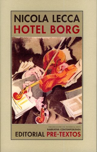 Hotel Borg: Lecca, Nicola